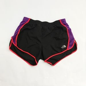 North Face workout shorts M blackGreat condition
